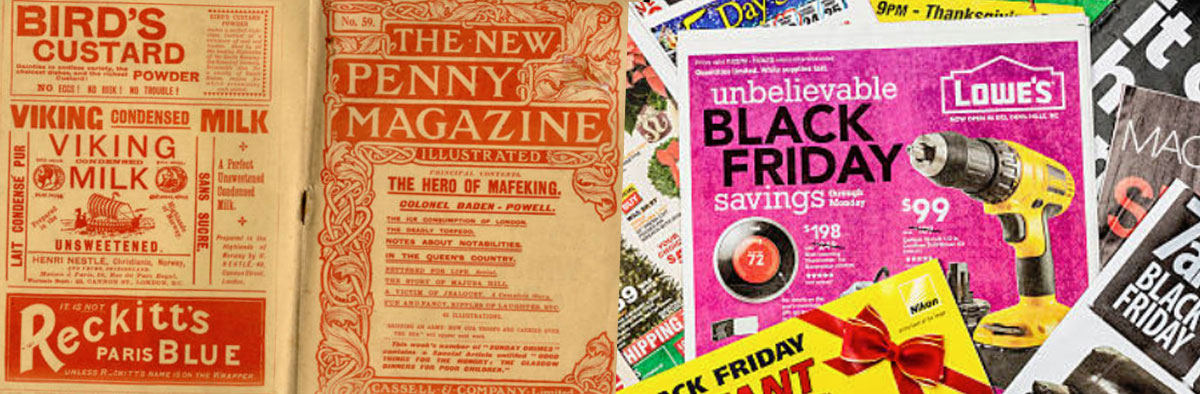 Реклама в пресата - списания и вестници