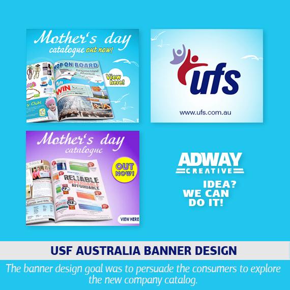 USF Australia HTML5 банери