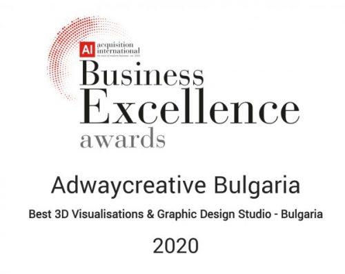 Рекламна агенция Adwaycreative Bulgaria Best 3D Visualisations & Graphic Design Studio - Bulgaria 2020