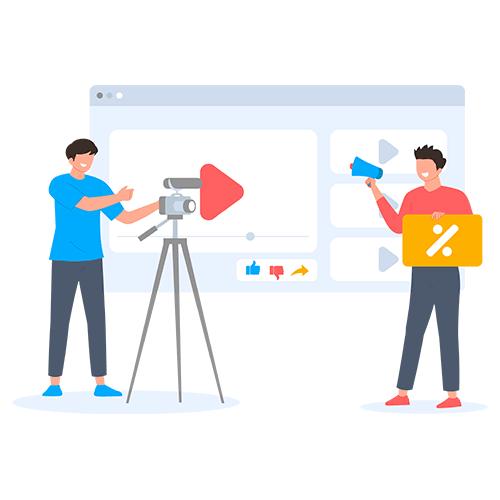 видео реклама и маркеринг