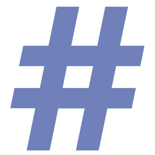 хаштаг hashtag реклама