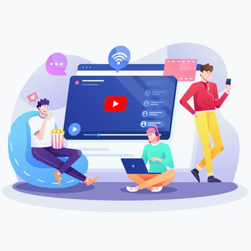изработка на YouTube видео реклама